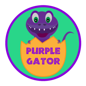 Purple Gator